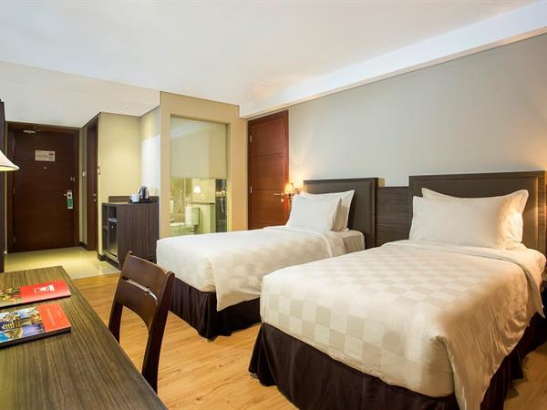 Deluxe Room Swiss-Belhotel Pangkalpinang