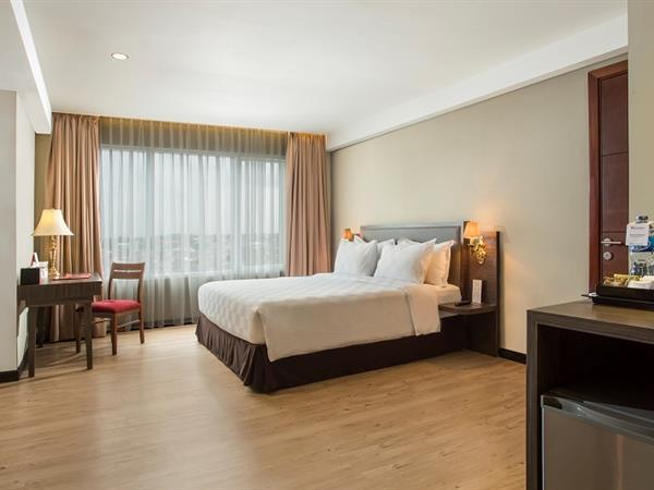 Grand Deluxe Swiss-Belhotel Pangkalpinang