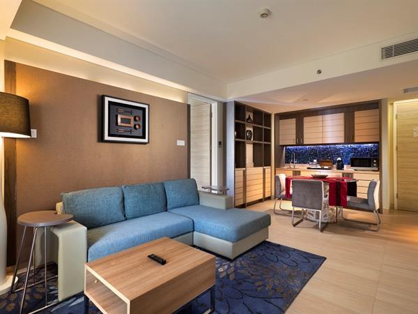 Suite Room Swiss-Belhotel Tuban