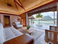 Royal Pool Beach Villa with Pool Le Bora Bora by Pearl Resorts
