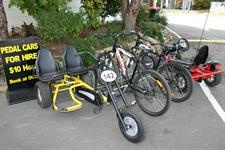 Site + Mountain Bikes Package Deal