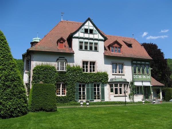 Museum Langmatt Swiss-Belhotel du Parc