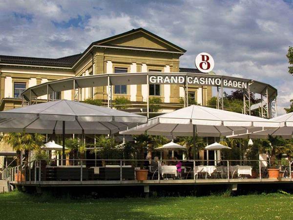 Grand Casino Baden Swiss-Belhotel du Parc