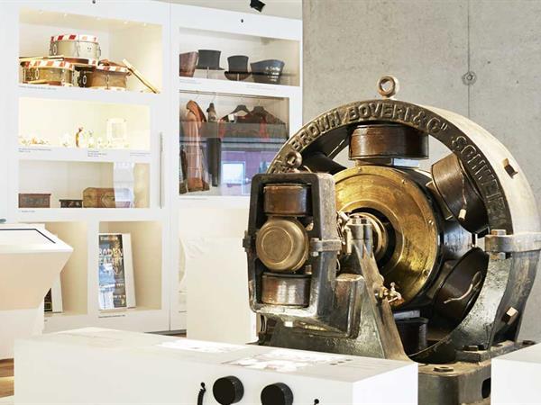 Historisches Museum Swiss-Belhotel du Parc