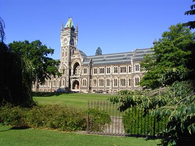 Tour 2 - City Sights plus Larnach Castle