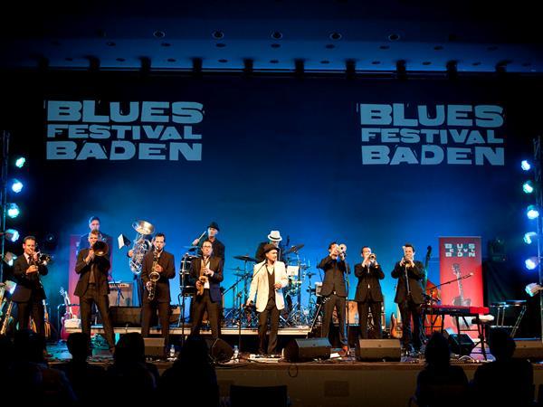 Bluesfestival Baden Swiss-Belhotel du Parc