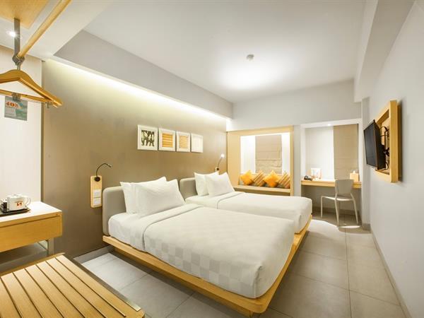 Superior Room Swiss-Belinn Legian, Bali