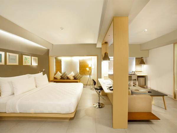 Junior Suite Room Swiss-Belinn Legian, Bali