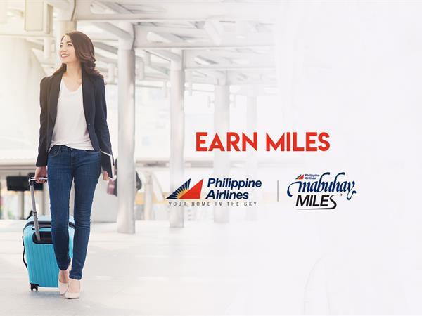 Mabuhay Miles 50% Bonus
