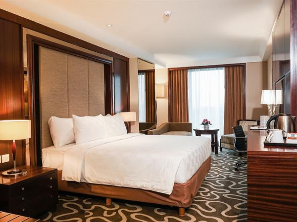 Grand Deluxe Rooms