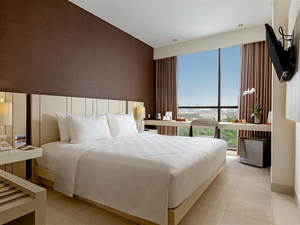 Deluxe Rooms Swiss-Belinn Gajah Mada