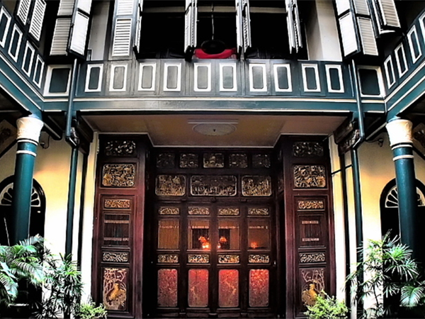 Tjong A Fie Mansion Swiss-Belinn Gajah Mada