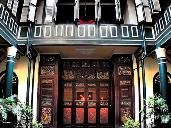 Rumah Tjong A Fie Swiss-Belinn Gajah Mada