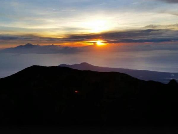 Mount Agung (Holy Mountain) Swiss-Belinn Legian, Bali