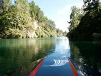 Ultimate Thermal Safari Thrill Ride New Zealand River Jet