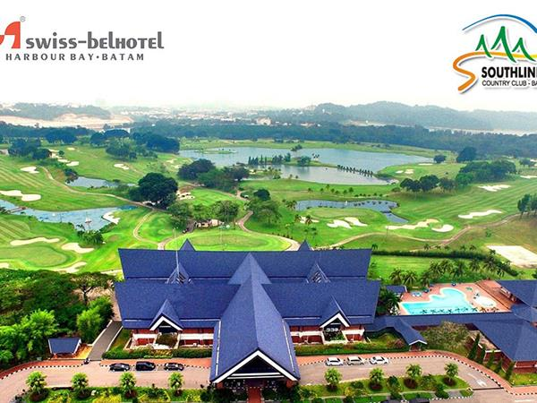 Golf Package at Southlinks Country Club Swiss-Belhotel Harbour Bay