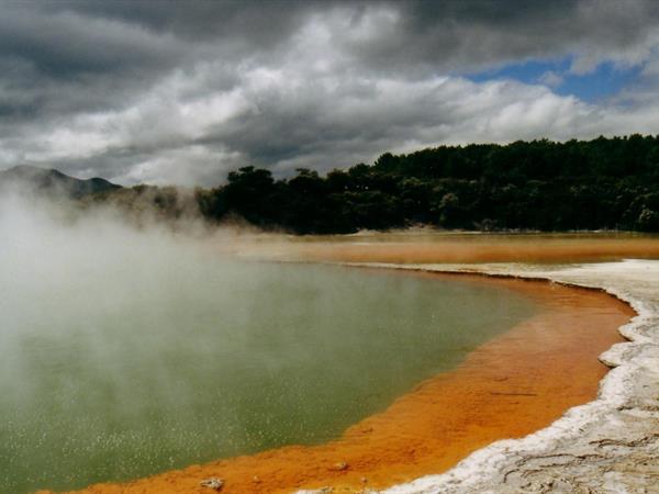 Rotorua Awakeri Hot Springs