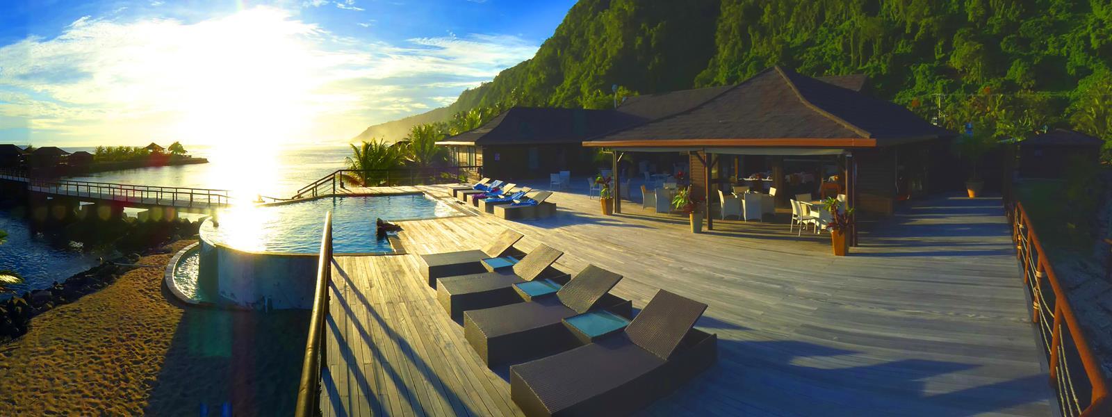 Aga Reef Resort Upolu HotelResort