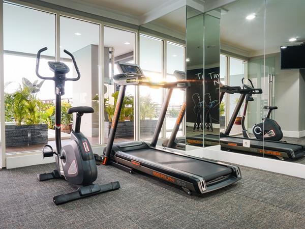 Mini Gym Swiss-Belhotel Serpong