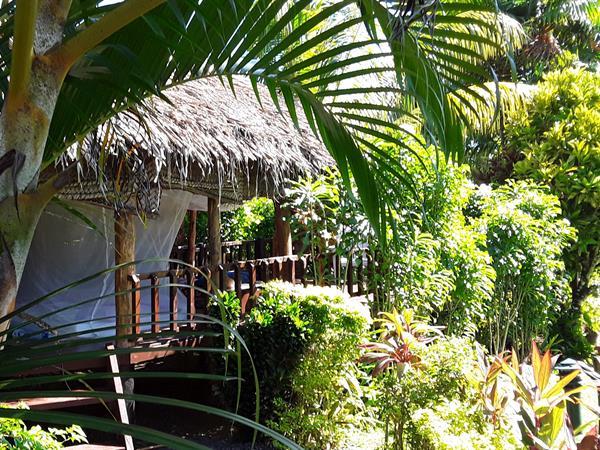 Samoan Outrigger Hotel