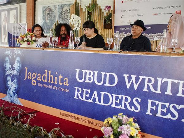 Ubud Writers & Readers Festival - 23 Oct 2019