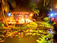 Spectacular Overwater Night Show & Buffet Dinner
