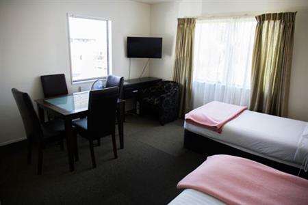 Deluxe Studio Auckland Newmarket Motel