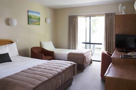 Standard Studio Auckland Newmarket Motel
