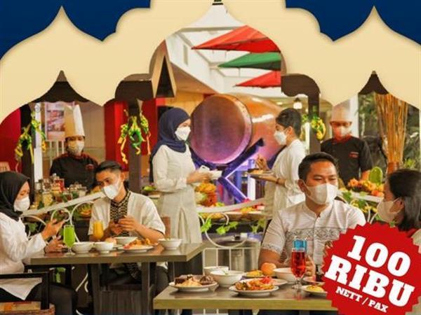 Ramadan Iftar Buffet Swiss-Belinn Panakkukang Makassar