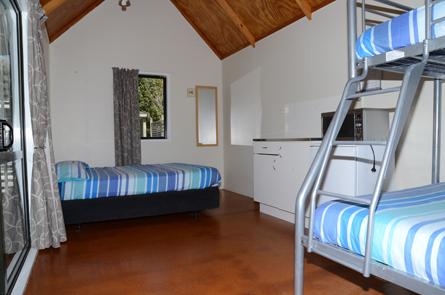 Kitchen Cabins Camp Waipu Cove