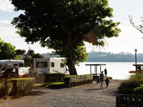 Camper Sites