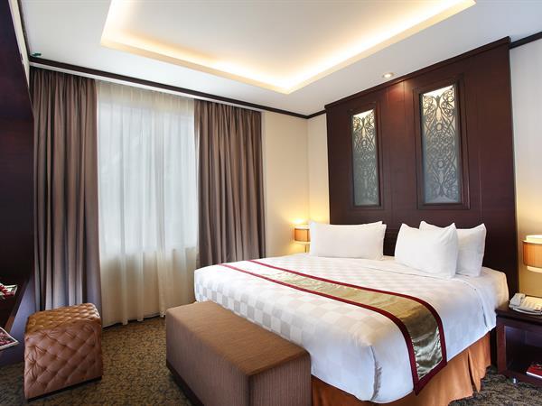Suite Room Swiss-Belhotel Danum Palangkaraya