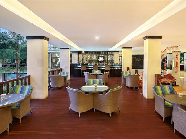 Lobby Lounge Swiss-Belhotel Segara