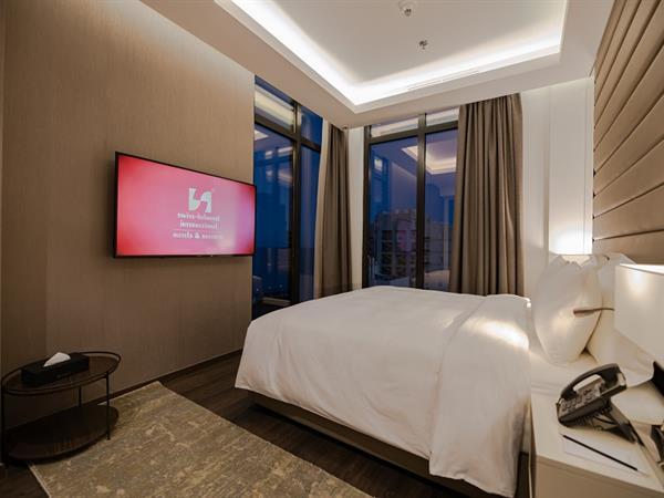 2 Bedroom Swiss-Suite Swiss-Belboutique Bneid Al Gar Kuwait