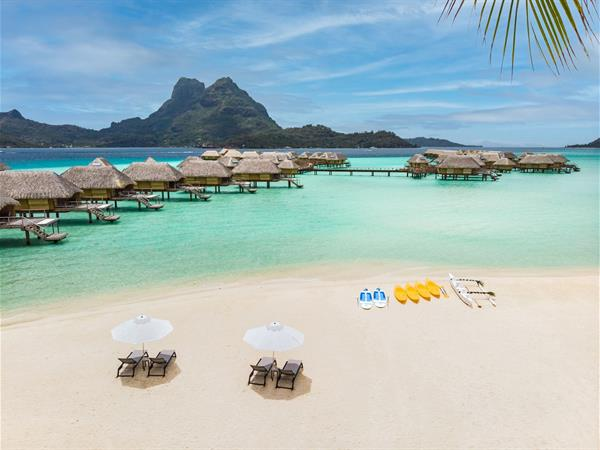 Stay 5 nights Save 40% with breakfast included Le Bora Bora by Pearl Resorts