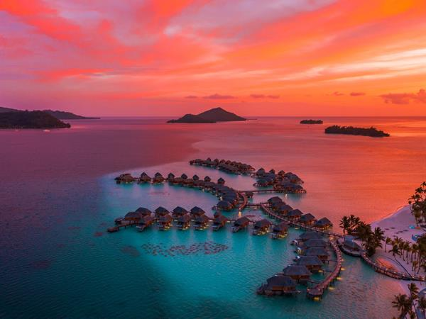 Stay 5 nights Save 30% with breakfast included Le Bora Bora by Pearl Resorts