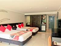Deluxe Double Room Tanoa Tusitala Hotel