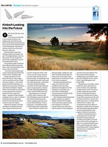 The Golf Life NZ, Australian Golf Digest August 2016