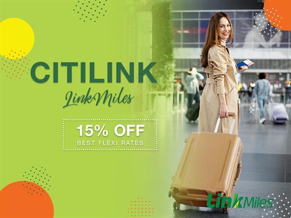 Citilink Promotion