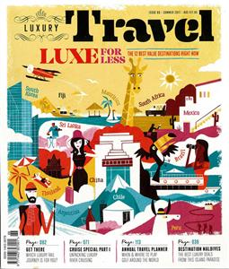 Luxury by the Lake, Luxury Travel Magazine (Aust) January 2017 The lodge at Kinloch
