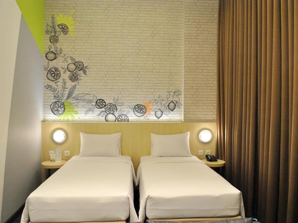 Zest Executive Room Zest Hotel Sukajadi Bandung