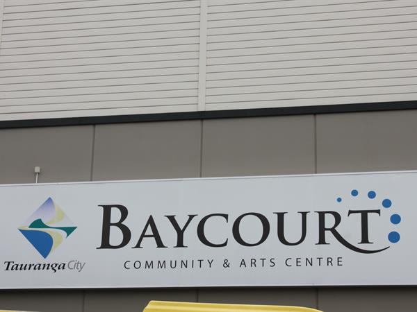 Baycourt - What's on ...... 22nd of September to 17th of October