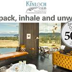 SPRING ESCAPES - Unpack, inhale and unwind - up to 50% off