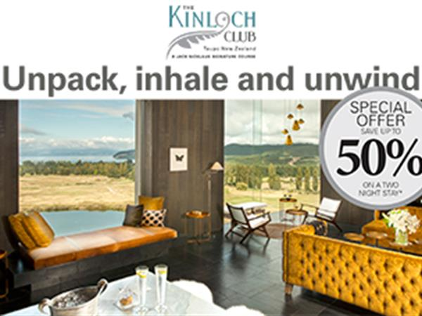 WINTER ESCAPES | Unpack, inhale and unwind