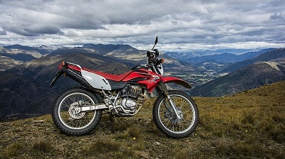 Gravel 'n' Gold Motorcycle Tours