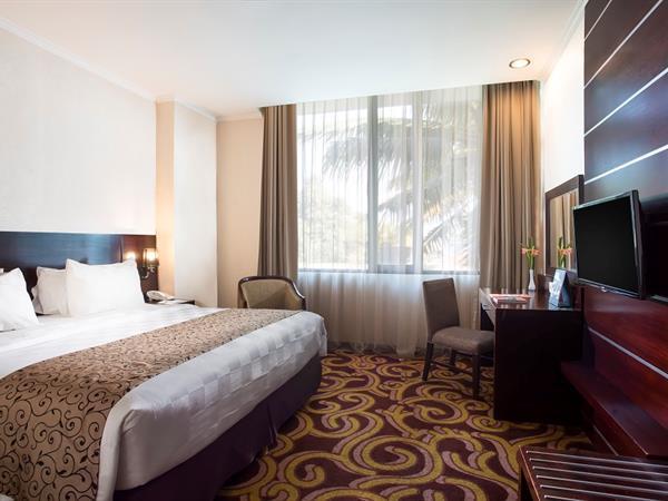 Deluxe Room Swiss-Belhotel Merauke