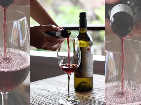 Bali Wine Swiss-Belresort Watu Jimbar
