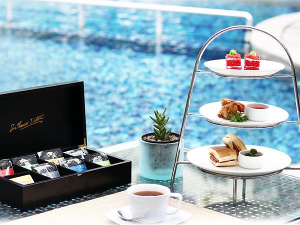 Tea Time Swiss-Belresort Watu Jimbar