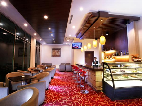Sawak Lobby Lounge and Bar Swiss-Belhotel Merauke