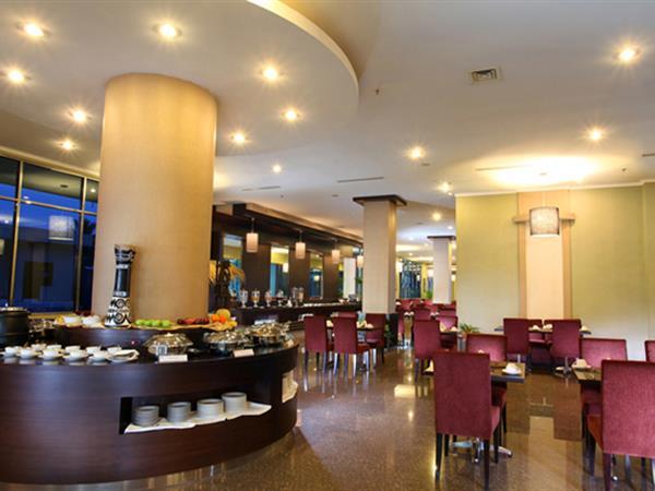 Swiss-Cafe Restaurant Swiss-Belhotel Merauke
